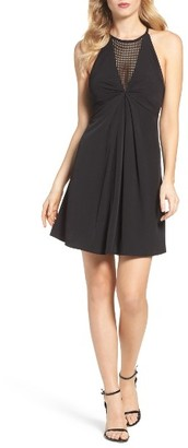 Women's 19 Cooper Fit & Flare Dress $98 thestylecure.com