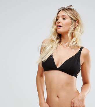 Wolfwhistle Wolf & Whistle Ribbed Triangle Bikini Top B-F Cup