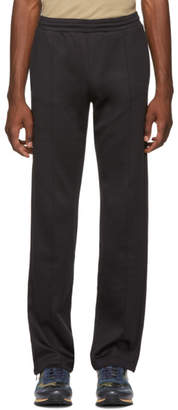 Valentino Black Logo Lounge Pants