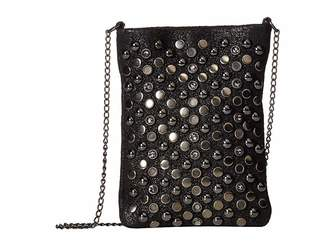 Leather Rock Eden Cell Pouch/Crossbody