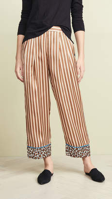 Scotch & Soda/Maison Scotch Pajama Inspired Pants