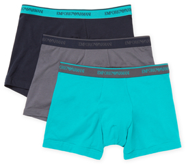 Colored Basic Stretch Boxers (3 PK) $65 thestylecure.com