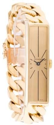 Tiffany & Co. Elongated Watch