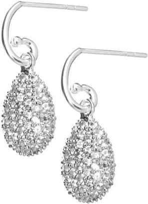 Links of London Hope White Topaz Earrings