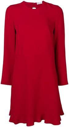 RED Valentino bow back dress
