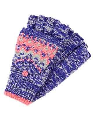 Accessorize Thinsulate Bright Fair Isle Ski Capped Gloves