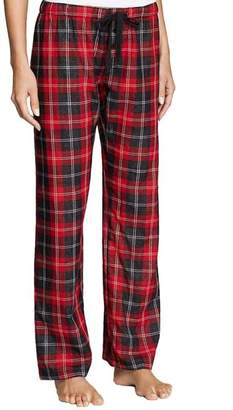 The Dressing Room Red Plaid Bottoms