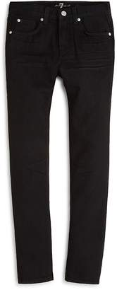 7 For All Mankind Boys' Blackout Slimmy Jeans - Little Kid