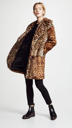 Blank Party Animal Coat