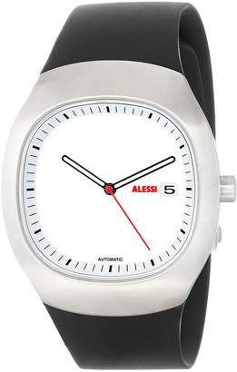 """Alessi Men's AL21000 """"Ray"""" Stainless Steel Automatic Watch"""