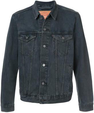 Levi's button jacket