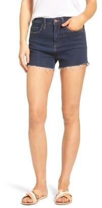 Women's Blanknyc Cutoff Denim Shorts $78 thestylecure.com