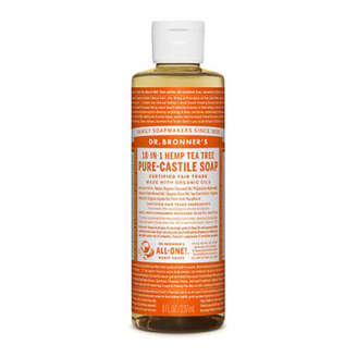 Dr. Bronner's Dr. Bronner Castile Liquid Soap - Tea Tree 237ml
