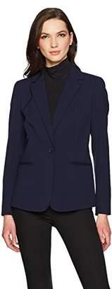 Chaus Women's Sophia One Button Blazer