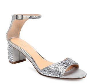 e967ff8fbac Badgley Mischka Block Heel Women s Sandals - ShopStyle