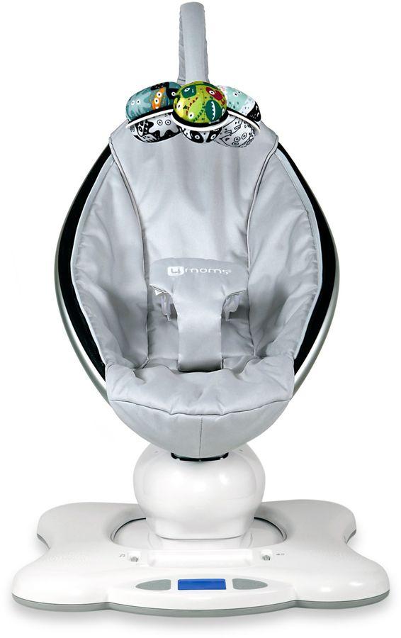 4 Moms 4moms® mamaRoo® Classic Infant Seat in Grey