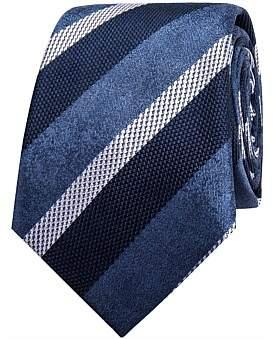 Geoffrey Beene Multi Stripe Tie