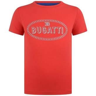 Bugatti BugattiBoys Red Sangano Logo Top