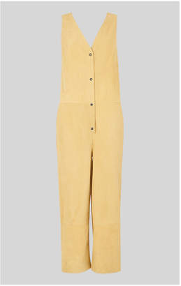 f73c335f0c91 Suede Jumpsuit - ShopStyle UK