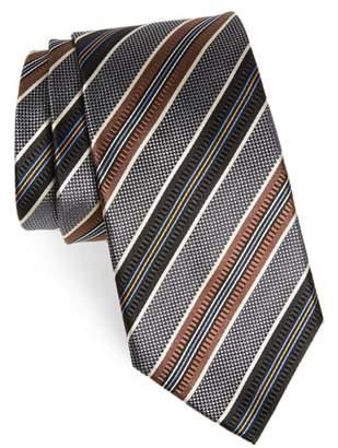Nordstrom Striped Silk Tie