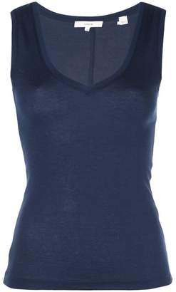 Vince fitted tank top