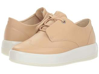 Ecco Soft 9 Wing Tip Women's Shoes