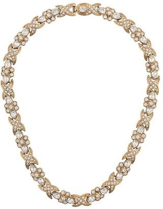 Susan Caplan Vintage 1980's Attwood & Sawyer necklace