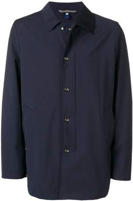 Canali shirt jacket