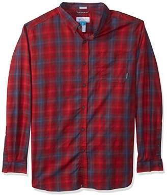 Columbia Men's Cooper Lake Big & Tall Long Sleeve Shirt