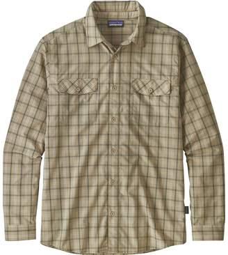 Patagonia High Moss Long-Sleeve Shirt - Men's