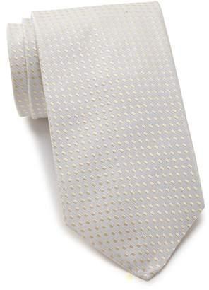 Thomas Pink Brooking Geo Silk Tie