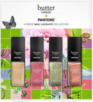 Butter LONDON & PANTONE Renew Petite Nail Lacquer Set