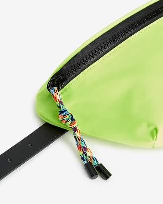 Express Neon Belt Bag