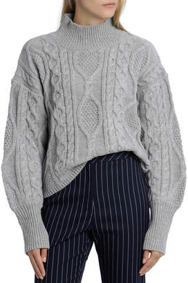Bree Cable Knit Jumper