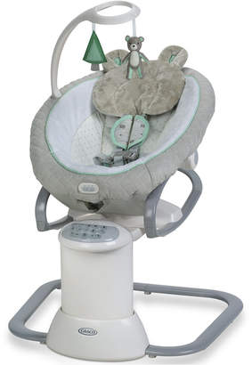 Graco EveryWay Soother with Removable Rocker Baby Swing
