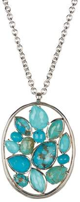 Ippolita Sterling Silver Rock Candy Cluster Pendant Necklace