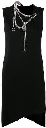 Diesel Dadrie chain-embellished dress