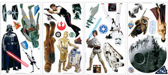 Star Wars Room Mates Popular Characters Classic Wall Decal
