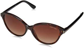 Tom Ford Women's FT342-56F-60 Designer Sunglasses