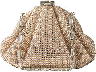 Judith Leiber Enchanted Full Bead Clutch