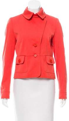 Chloé Casual Button-Up Jacket
