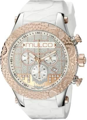 Mulco Men's MW5-2331-013 Couture Analog Display Swiss Quartz Watch