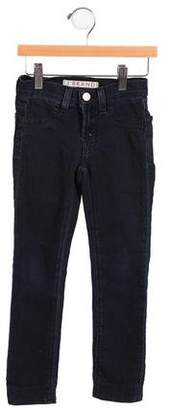 J Brand Girls' Straight-Leg Jeans