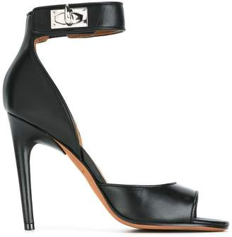 Givenchy 'Shark Lock' sandals