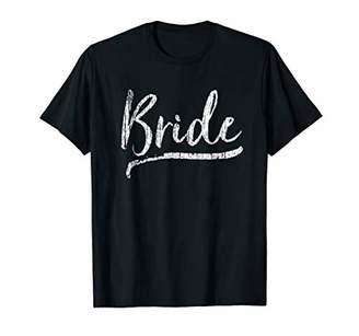 Groom Bride Matching Couple T-shirt For Women