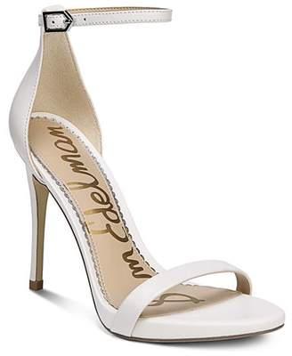 Sam Edelman Women's Ariella High-Heel Ankle Strap Sandals