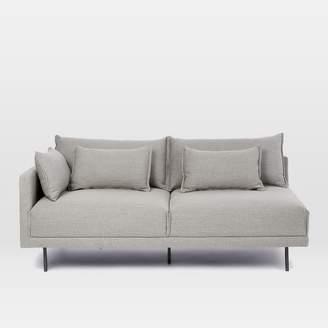 west elm Halsey Left Arm Sofa