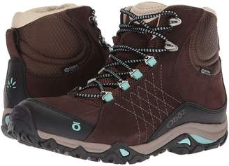 Oboz Sapphire Mid BDry Women's Shoes