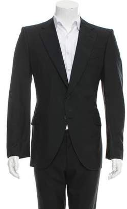 Bottega Veneta Wool Two-Button Blazer