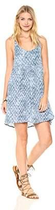 Peace Love Maxi Women's Short Printed Dress